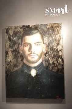 Εγκαίνια της έκθεσης του Μιχαήλ Τσακουντή με τίτλο:'' Bloodline''