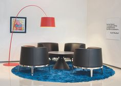 #Hightower's Cone tables are available in a variety of sizes, perfect for mixing and matching.