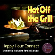 • 24/7 Happy Hour Connection • Restaurant & Bar Specials • Join the Network #HappyHourConnect #HappyHour Multimedia Marketing for Restaurants Show the Excitement with Happy Hour Connect for business....
