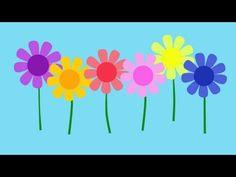 Colors Song 3 Preschool Colors, Teaching Colors, Preschool Songs, Kids Songs, Teaching Art, Brain Break Videos, Kindergarten Projects, Kindergarten Phonics, Color Songs