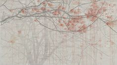 """Liminal State / 30 x 52"""" paper size / edition of 9 / $1800"""