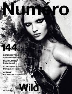 #NumeroFrance 144 #SashaLuss by #AnthonyMaule