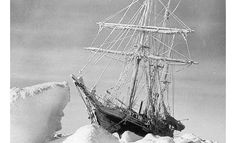 The Endurance was the ship Sir Ernest Shackleton used on his Imperial Trans-Antarctic Expedition. Specially built and designed by Norwegian shipbuilders for Arctic conditions The Endurance became trapped in ice and eventually was crushed by the millions of pounds of pressure caused by the shifting ice.