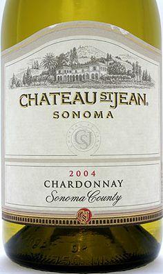 Chateau St.Jean, Chardonnay..yummy