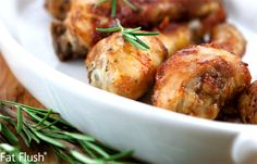 Pan-Roasted Chicken with Sweet Potatoes- Official Fat Flush Recipe
