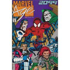 MARVEL AGE #117 | 1983-1994 | VOLUME 1 | MARVEL | November 1992 | $2.40