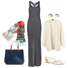 Leaving on a Jet Plane: What to Wear on a Long Flight. I so wish I could pull this off!