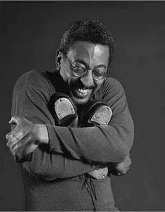 Gregory Hines... loving on his tap shoes. :-)