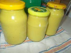 Obrázek z Recept - Horčice z cukety podle Jitušky