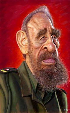 Fidel Alejandra Castro Ruz a.k.a Fidel Castro