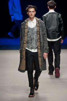 Kris Van Assche   FW 2014   Mode Masculine