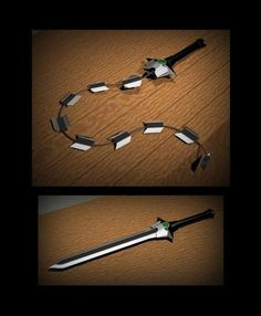 I found 'Ivy's Retractable Whip Sword' on Wish, check it out!: