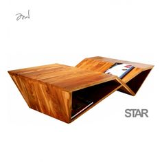 Rajiev Lal's Star Coffee Table