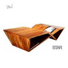 Rajiev Lal's Star Coffee Table