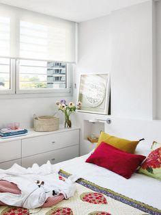 Boa decoração de quartos pequenos