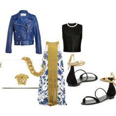 Eclectic C My Style, Polyvore, Image, Fashion, Moda, Fashion Styles, Fashion Illustrations