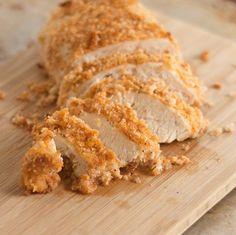 Oven Baked Chicken Breast via @basilandbubbly