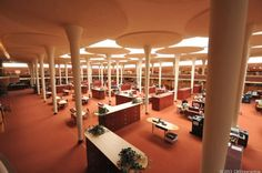 Did Frank Lloyd Wright create America's greatest office? | Road Trip - CNET News