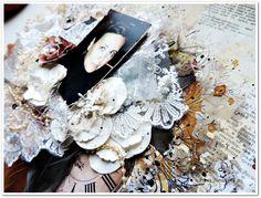 Boho Girl - project made by Elena Tretiakova for More Than Words  http://elena-3cards.blogspot.ru
