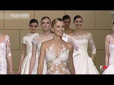 Pronovias Spring 2015 Fashion Show Spring 2015 Fashion, Bridal Fashion Week, Fashion Videos, Fashion Show, Paris Fashion, Bridal Gowns, Wedding Gowns, Wedding Dresses Near Me, Wedding Dress Preservation