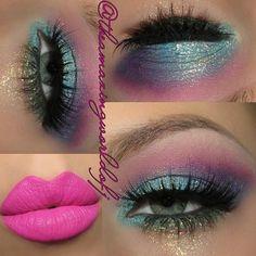 glitter & colour