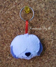 Handmade By A: Colección canina VI: Bobtail