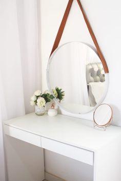 Ideias Diy, Canal E, Mirror, Grande, Table, Furniture, Link, Youtube, Home Decor