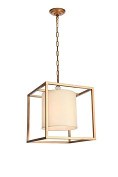 Gold Chandelier, Chandeliers, Rod Iron Beds, Small Wooden Bench, Modern Mountain Home, Cabin Lighting, Overhead Lighting, Lighting Products, Fabric Shades