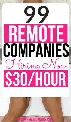 100 Top Companies with Work At Home Jobs in 2020 - Real Mom Jobs