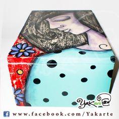 """Caja Mágica Musical """"Lola"""" www.facebook.com/Yakarte"""