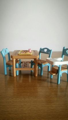 Vintage Fisher Price Little People House Furniture Replacement ...
