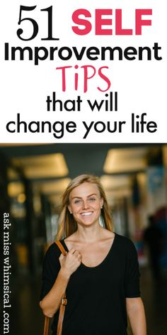 51 Self Improvement Tips That Will Change Your Life - Ask Miss Whimsical - Are you struggling on your path to personal development? Here are Self Improvement Tips to help - Self Development, Personal Development, Leadership Development, Social Media Detox, Budget Planer, How To Stop Procrastinating, Self Improvement Tips, Thing 1, How To Stay Awake