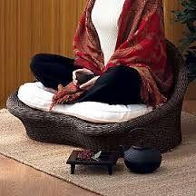 Resultado de imagem para meditation pillow