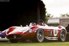 1957 Maserati 300S Sports Racer 3068 Desert-Motors
