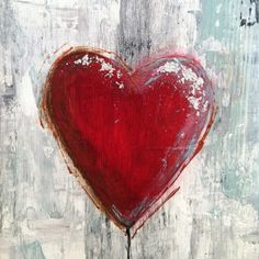 jeana lindsey works of heart bilder Malen Security Check Required Heart Painting, Painting On Wood, Painting & Drawing, Valentines Art, Valentines Day Decorations, Art Sur Toile, Heart Images, Angel Art, Medium Art