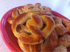 Southern Belle State of Mind: EASY Soft Pretzels  NO YEAST