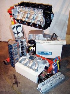 The Ultimate Pickers' Guide to LS Engines