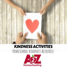 May 2020 - Encourage kindness in your homeschool with these lessons, activities, and ideas. See more ideas about Kindness activities, Activities and Kindness projects. Kindness Activities, Your Child, Homeschool, Encouragement, Playing Cards, Teaching, Children, Image, Young Children