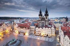 Δέκα λόγοι να επισκεφτείς την Πράγα! http://bit.ly/1trfJ6D