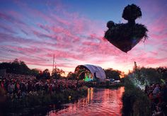 Secret Garden Party kicks off today in Cambridgeshire. With an eclectic line-up and fancy dress to boot, it's sure to be a magical weekend..