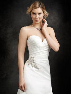 Ella Rosa Style BE238 Alexis Kay Designs Bridal  Formal Wear 128 E. Lincoln Hwy Dekalb IL 60115 www.alexiskaydesigns.com