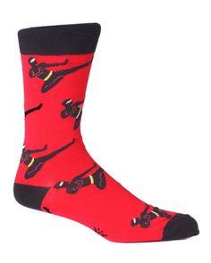 Sock It To Me Ninjas Men's Sock