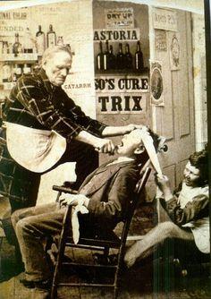 Como era a Ida ao dentista, em 1872 | S1 Noticias