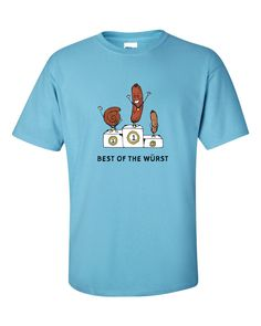 T-Shirt - Best of the Wurst