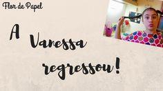 Inimigas por Vanessa |Flor de Papel
