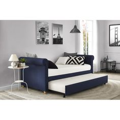 Altra Sophia Daybed with Trundle & Reviews | Wayfair