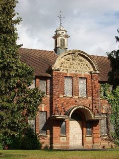 Saint Edwards Home for Boys, Coleshill, Birmingham, England. Built in 1904, abandoned in 1996.