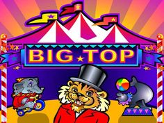 A well-known software development company and one of the world's largest online gaming suppliers, Microgaming, based on the small Island of Man released yet another playful creation that was given a name online Big Top slot machine. There is no need for the special introduction of the Microgaming company, they've been in this business for so long people put them among veteran companies. http://free-slots-no-download.com/microgaming/7615-big-top/