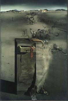 Salvador Dali (1904-1989) - L'Espana (Spain), ca.1938.