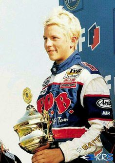 Kimi in early days ~